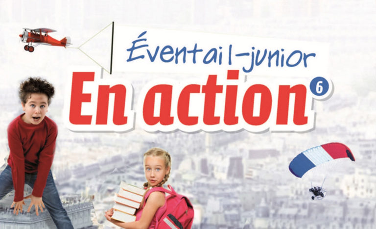 Eventail Junior En Action