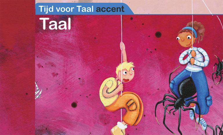 Tijd voor Taal accent Taalmethode