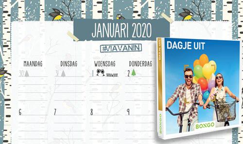 Challenge januari