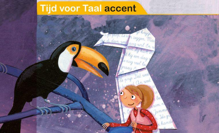 Tijd voor Taal accent cover