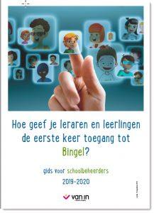 Bingel andleiding schoolbeheerders