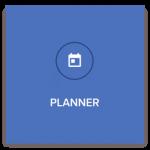 Bingel Planner-tegel