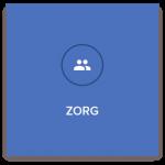 Bingel Zorg-tegel