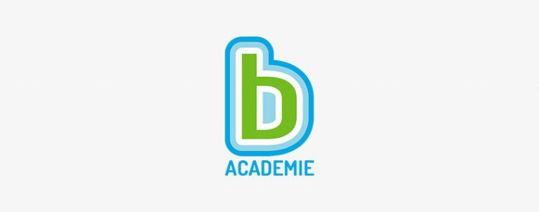 Bingelacademie logo