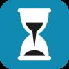 icoon tegen de tijd